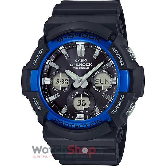 Ceas Casio G-Shock GAS-100B-1A2DR de la Casio
