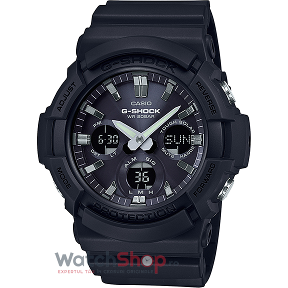Ceas Casio G-Shock GAS-100B-1ADR de la Casio