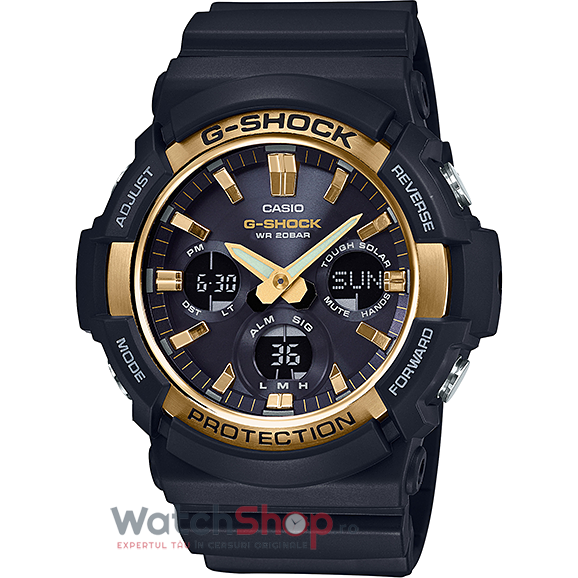Ceas Casio G-Shock GAS-100G-1ADR de la Casio