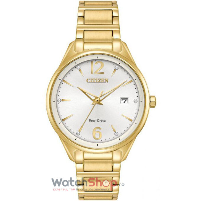 Ceas Citizen Chandler FE6102-53A Eco Drive de la Citizen