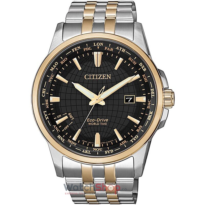 Ceas Citizen Eco Drive BX1006-85E de la Citizen