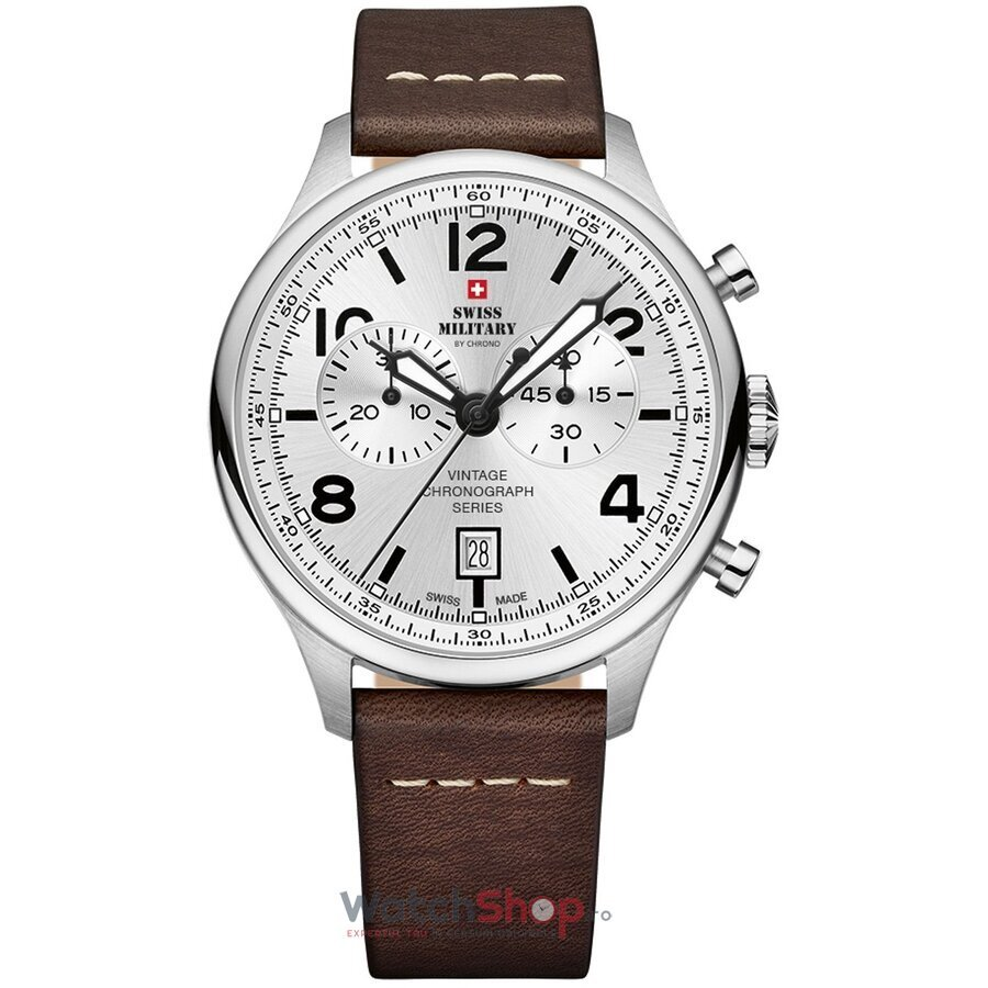 Ceas Swiss Military by Chrono SM30192.05 de la Swiss Military