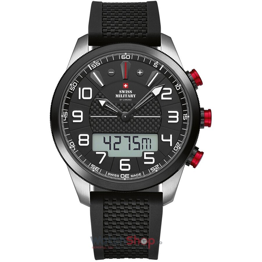 Ceas Swiss Military by Chrono SM34061.01 Cronograf