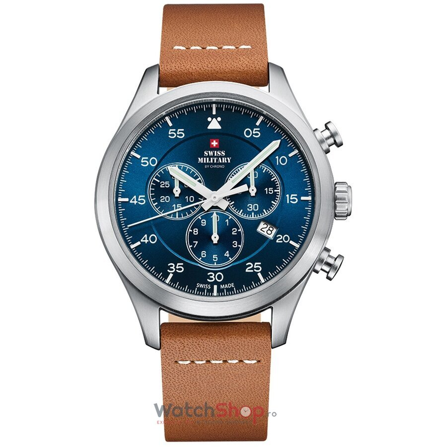 Ceas Swiss Military by Chrono SM34076.06 Cronograf de la Swiss Military