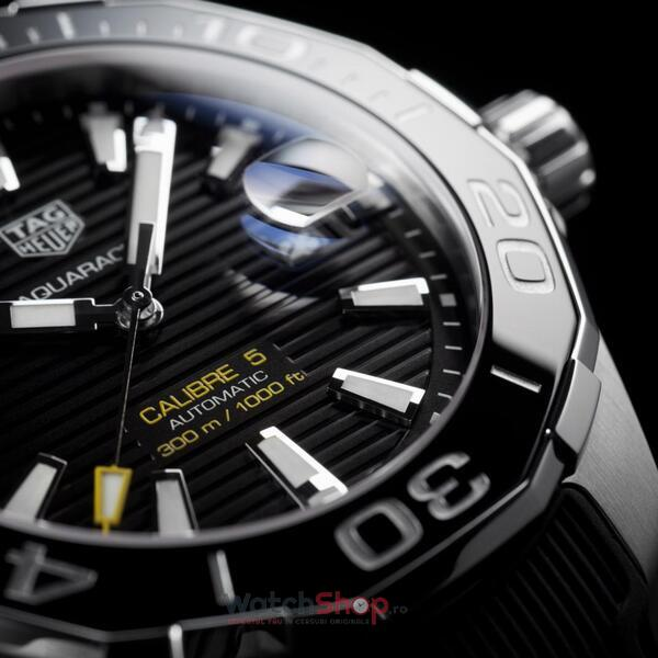 Ceas TAG Heuer AQUARACER WAY201A.FT6069 Automatic