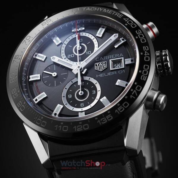 Ceas TAG Heuer CARRERA CAR201W.FT6095 Automatic