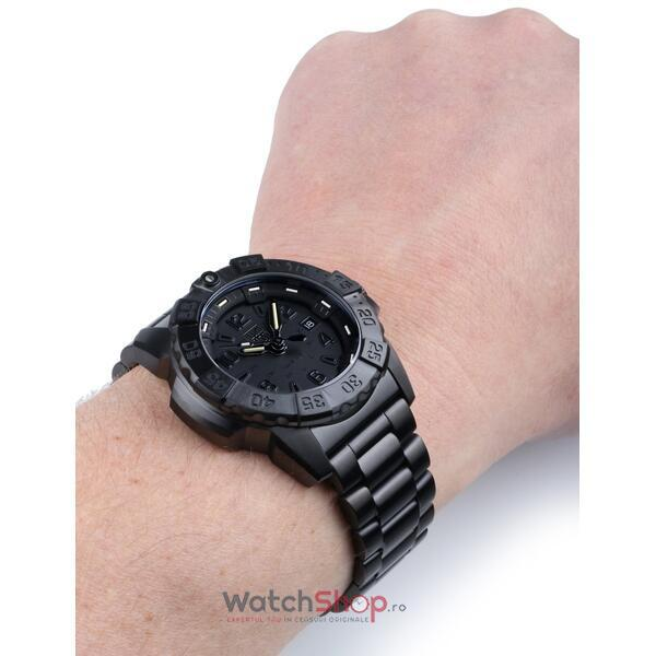 Ceas Luminox Navy Seal Steel XS.3252.BO