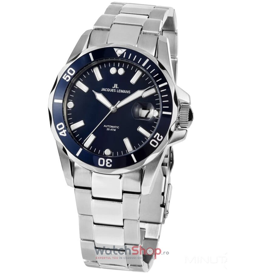 Ceas Jacques Lemans Liverpool 1-2014B Automatic de la Jacques Lemans