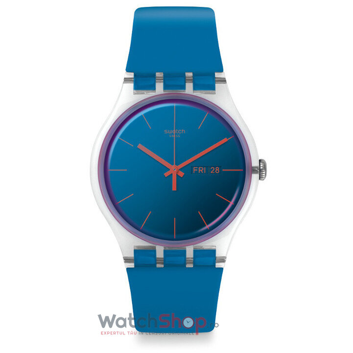 Ceas Swatch NEW GENT SUOK711 Quartz de la Swatch