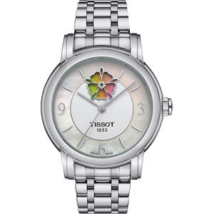 Ceas Tissot LADY HEART FLOWER  T050.207.11.117.05 T-LADY Automatic