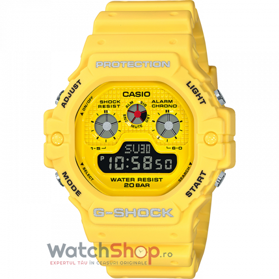 Ceas Casio G-Shock DW-5900RS-9ER de la Casio