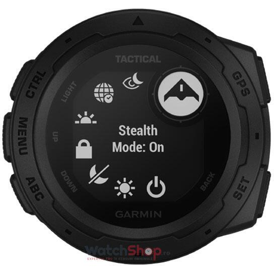SmartWatch Garmin INSTINCT 010-02064-70 TACTICAL EDITION