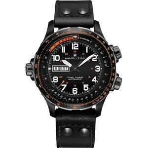 Ceas Hamilton KHAKI AVIATION X-WIND H77785733-BX43VYK45
