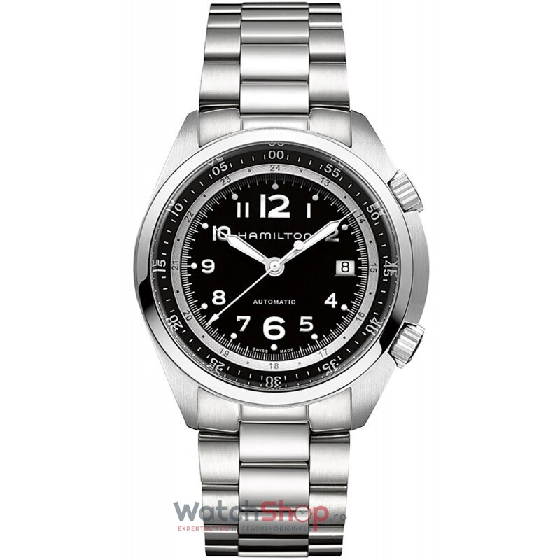 Ceas Hamilton KHAKI AVIATION H76455133 Pilot Pioneer Automatic