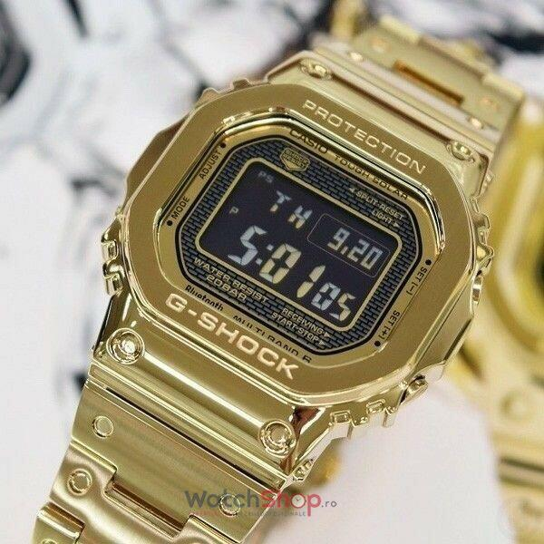 Ceas Casio G-Shock GMW-B5000GD-9E Limited Edition