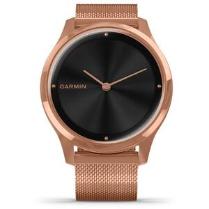SmartWatch vi­vomove Luxe 010-02241-24 18K Rose Gold Hardware