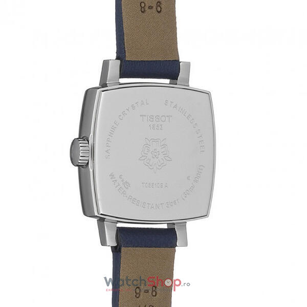 Ceas Tissot T-Lady T058.109.16.031.00 Lovely Square