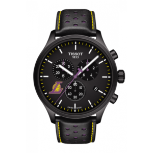 Ceas Tissot T-Sport T116.617.36.051.03 Chrono XL NBA Teams Special Los Angeles Lakers Edition