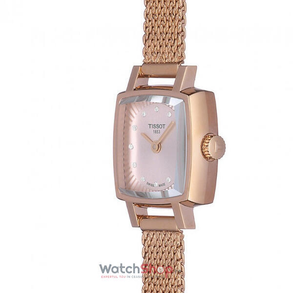 Ceas Tissot T-Lady T058.109.33.456.00 Lovely Square