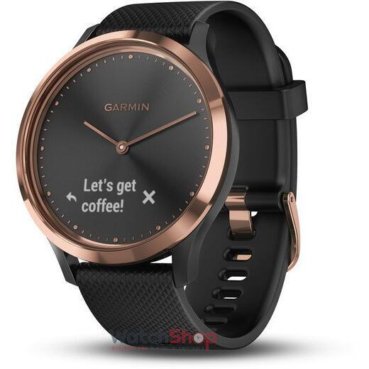 SmartWatch Garmin vivomove HR 010-01850-26 Roz Auriu
