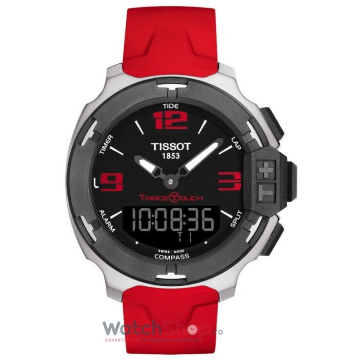 Ceas Tissot T-TOUCH T081.420.17.057.03 17th Asian Games 2014 Edition