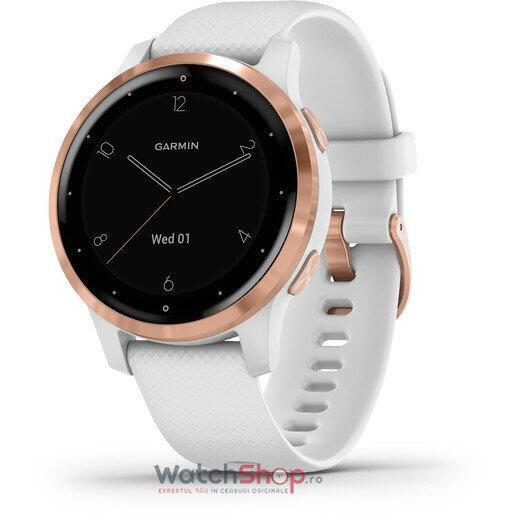 SmartWatch Garmin vi­voactive 4S 010-02172-24 White/Rose Gold