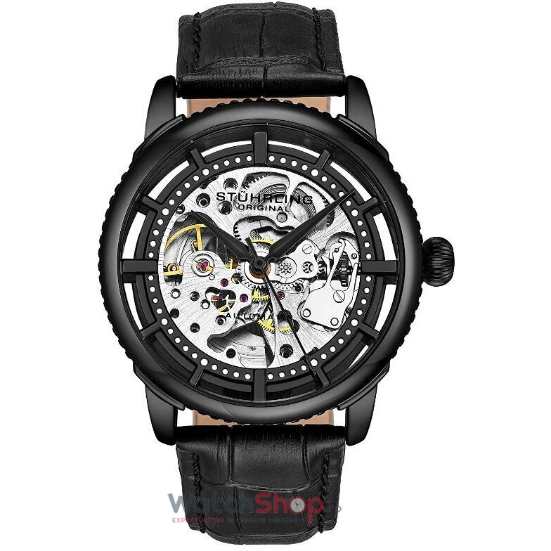 Ceas Stuhrling Specialty Winchester 3933.3 Skeleton Automatic