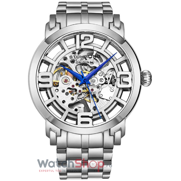 Ceas Stuhrling Legacy Winchester 3964.1 Skeleton Automatic