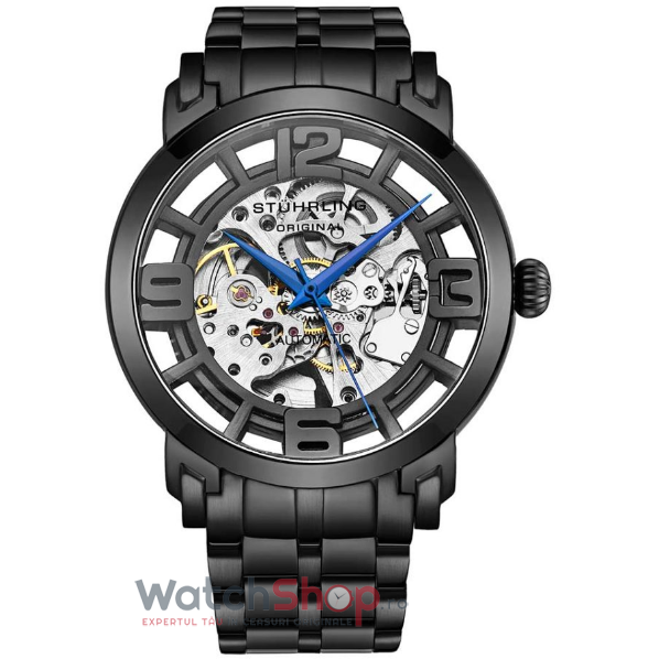 Ceas Stuhrling Legacy Winchester 3964.2 Skeleton Automatic
