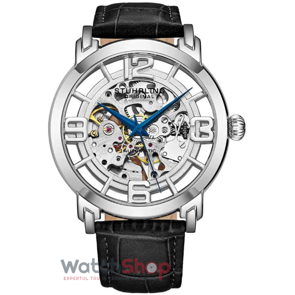 Ceas Stuhrling Legacy Winchester 3964L.1 Skeleton Automatic