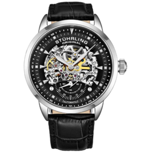 Ceas Stuhrling Legacy Executive 3133.2 Skeleton Automatic