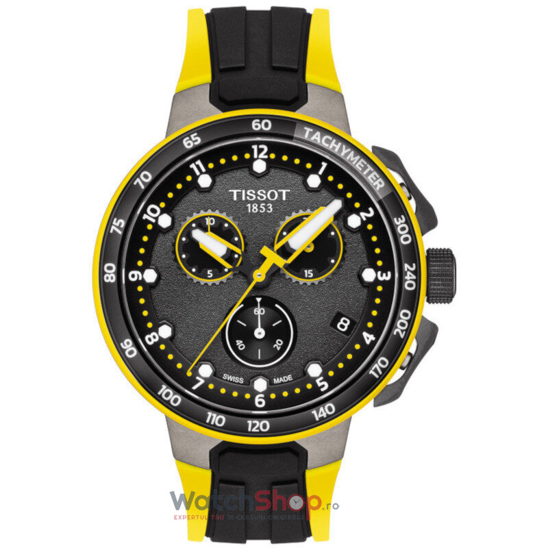 Ceas Tissot T-Race Cycling T111.417.37.057.00 Tour de France 2019 Special Edition de la Tissot