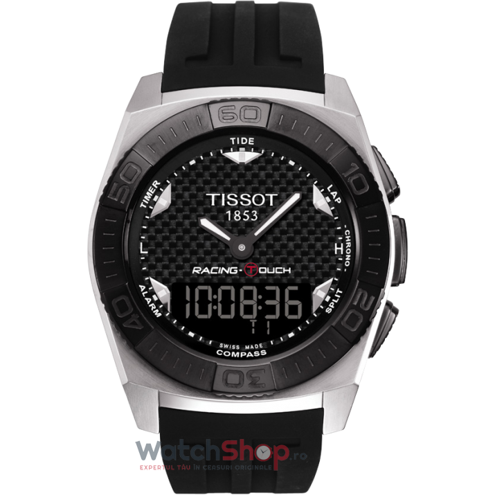 Ceas Tissot T-Touch Racing T002.520.17.201.00 Tony Parker 2011 Edition