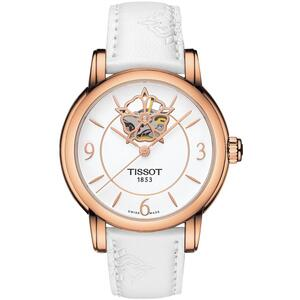 Ceas Tissot T-Lady T050.207.37.017.04 Lady Heart Flower Powermatic 80
