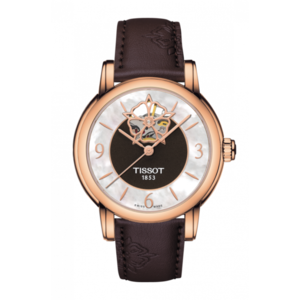 Ceas Tissot T-Lady T050.207.37.117.04 Lady Heart Flower Powermatic 80