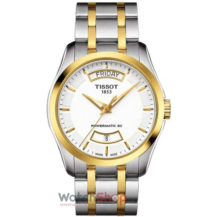 Ceas Tissot T-CLASSIC T035.407.22.011.01 Powermatic 80 Automatic