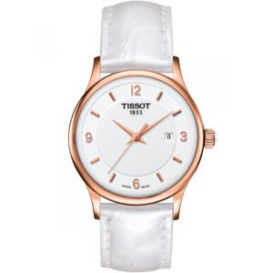 Ceas Tissot T-Gold T914.210.46.017.00 Rose Dream 18k Gold