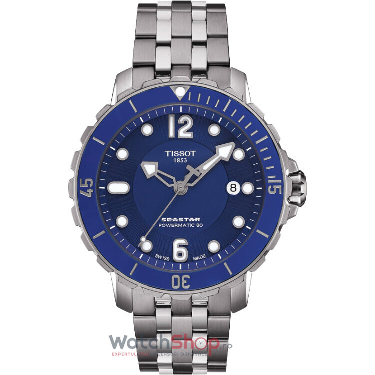 Ceas Tissot T-Sport Seastar 1000 T066.407.11.047.02 Powermatic 80