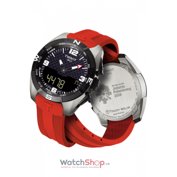 Ceas Tissot SPECIAL COLLECTION T091.420.47.057.03 Expert Solar Asian Games Edition