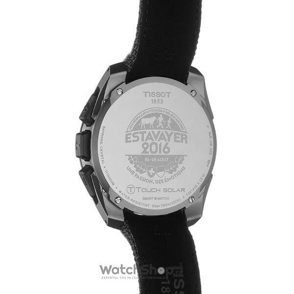 Ceas Tissot SPECIAL COLLECTION T091.420.46.051.02 Expert Solar Fete Lutte Suisse Edition