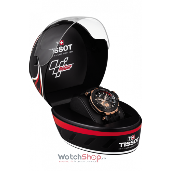 Ceas Tissot SPECIAL COLLECTIONS T115.417.37.057.00 T-Race MotoGP 2019
