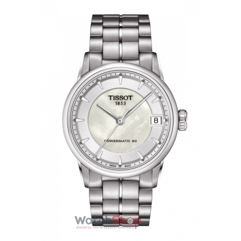 Ceas Tissot T-CLASSIC T086.207.11.111.00 Luxury Powermatic 80 Lady de la Tissot