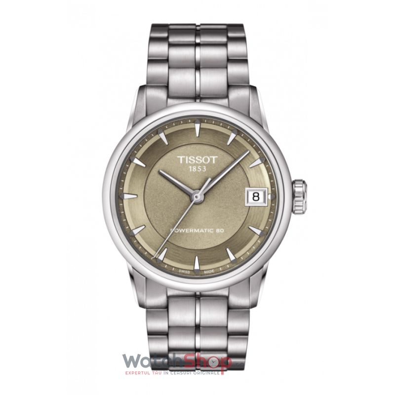 Ceas Tissot T-CLASSIC T086.207.11.301.00 Luxury Powermatic 80 Lady de la Tissot