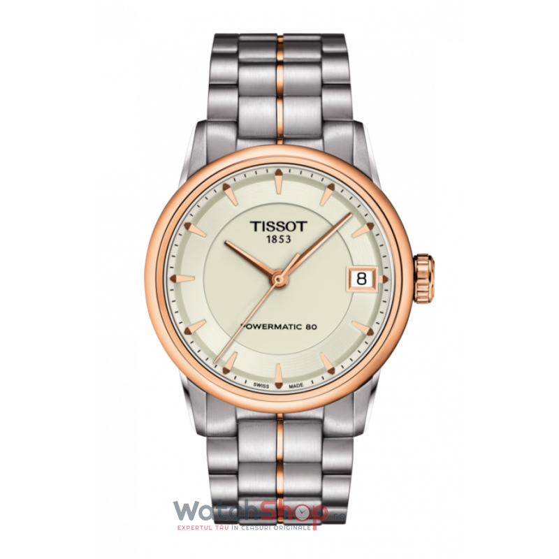 Ceas Tissot T-CLASSIC T086.207.22.261.01 Luxury Powermatic 80 Lady de la Tissot