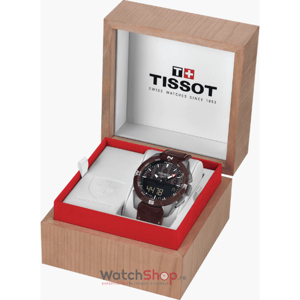 Ceas Tissot SPECIAL COLLECTIONS T110.420.46.051.00 T-Touch Expert Solar Swiss Edition