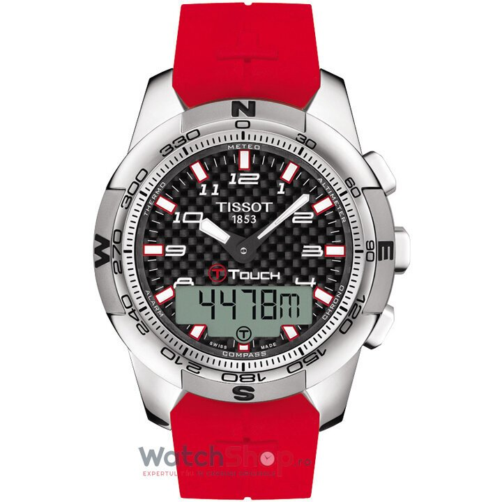 Ceas Tissot T-TOUCH T047.420.47.207.02 II 17th Asian Games de la Tissot