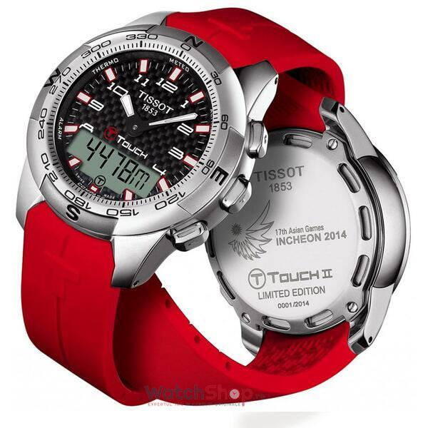 Ceas Tissot T-TOUCH T047.420.47.207.02 II 17th Asian Games