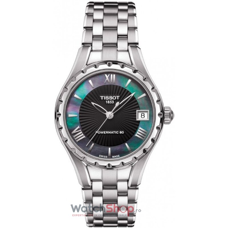 Ceas Tissot T-LADY T072.207.11.128.00 Powermatic 80