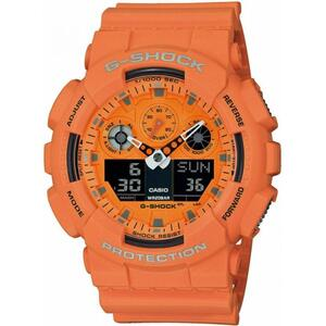 Ceas Casio G-SHOCK GA-100RS-4AER