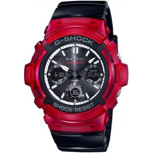 Ceas Casio G-SHOCK AWG-M100SRB-4AER MultiBand 6 Tough Solar